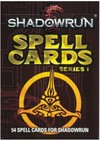 Shadowrun - Spell Cards, Series 1 (Role Playing Game)