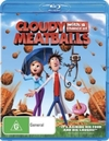 Cloudy With a Chance of Meatballs (Blu-ray)