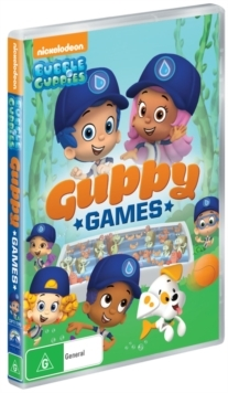 Bubble Guppies: Guppy Games (DVD)