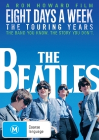 Beatles: Eight Days a Week - The Touring Years (DVD) - Cover