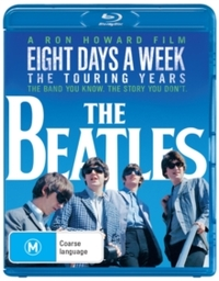 Beatles: Eight Days a Week - The Touring Years (Blu-ray) - Cover