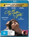 Call Me By Your Name (Blu-ray)