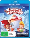 Captain Underpants: The First Epic Movie (Blu-ray)