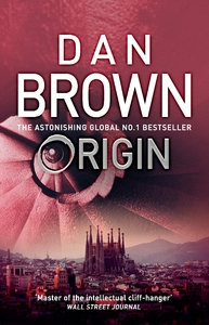 Origin - Dan Brown (Paperback) - Cover