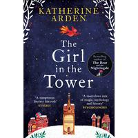 Girl In the Tower - Katherine Arden (Paperback)