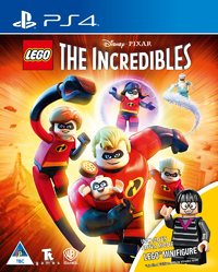 LEGO The Incredibles: Toy Edition (PS4)