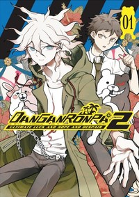 Danganronpa 2 - Ultimate Luck and Hope and Despair - Spike Chunsoft (Paperback) - Cover