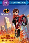 Incredibles 2 Step into Reading - RH Disney (Library) Cover