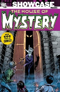 The House Of Mystery - The Bronze Age - Various (Hardcover)
