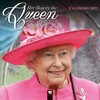 Her Majesty the Queen and the Royal Family 2019 Calendar - Flame Tree Studio (Calendar)