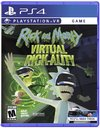 Rick & Morty: Virtual Rick-Ality (US Import PS4)