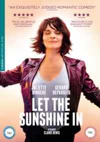 Let the Sunshine In (DVD) - Cover
