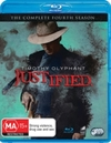 Justified: The Complete Fourth Season (Blu-ray)