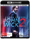 John Wick: Chapter 2 (Blu-ray)