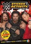 WWE Sticker and Activity Annual (Paperback)