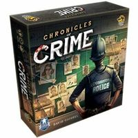 Chronicles of Crime (Board Game) - Cover