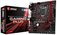MSI B360M Gaming Plus LGA 1151 Micro-ATX Gaming Motherboard