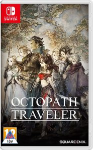 OCTOPATH TRAVELER (Nintendo Switch) - Cover