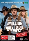 Million Ways to Die in the West (DVD)