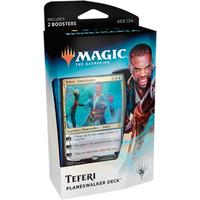 Magic: The Gathering - Dominaria Planeswalker Deck - Teferi (Trading Card Game)