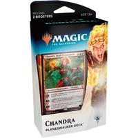 Magic: The Gathering - Dominaria Planeswalker Deck - Chandra (Trading Card Game)