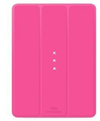 White Diamonds Booklet Folio Case for Apple iPad Air 9.7 Inch - Pink