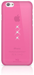 White Diamonds Trinity Cover for Apple iPhone 6 and 6s - Pink