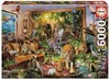 Educa - Entering the Bedroom  Puzzle (6000 Pieces)
