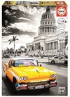 Educa - Taxi In La Havana, Cuba Puzzle (1000 Pieces)