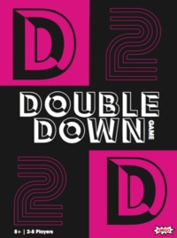 Double Down (Card Game) - Cover