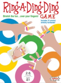Ring-A-Ding-Ding (Board Game) - Cover