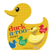 Duck-A-Roo! (Board Game) - Cover