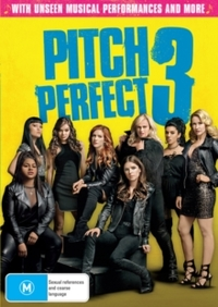 Pitch Perfect 3 (DVD) - Cover