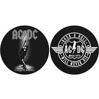 AC/DC - Let There Be Rock / Rock and Roll (Slipmat Set)
