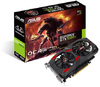 ASUS CERBERUS-GTX1050TI-O4G 4GB GDDR5 OC Edition Gaming Graphics Card