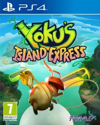 Yoku's Island Express (PS4)