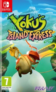 Yoku's Island Express (Nintendo Switch)