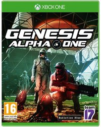 Genesis Alpha One (Xbox One) - Cover