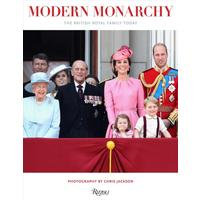 Modern Monarchy - Chris Jackson (Hardcover)