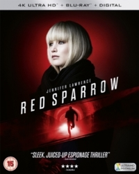 Red Sparrow (4K Ultra HD + Blu-ray)