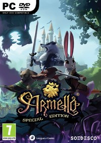 Armello - Special Edition (PC) - Cover