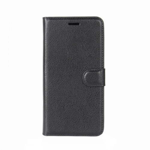 huge discount 86bd6 06f84 Tuff-Luv Essentials Range Horizontal Flip Leather Case with Wallet & Holder  for Huawei P20 Pro - Black