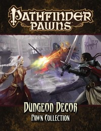 Pathfinder Pawns - Dungeon Decor Pawn Collection (Role Playing Game) - Cover