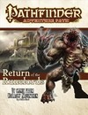Pathfinder Adventure Path - Return of the Runelords: It Came from Hollow Mountain (Role Playing Game)