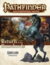 Pathfinder Adventure Path - Return of the Runelords: Runeplague (Role Playing Game)