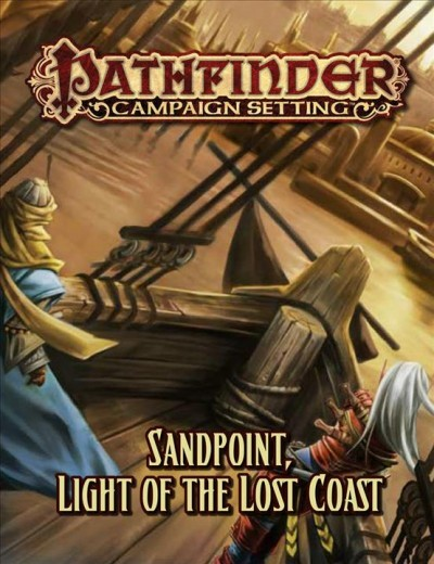 Pathfinder Campaign Setting - James Jacobs (Game)