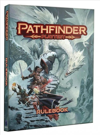 Pathfinder Playtest - Rulebook (Role Playing Game)