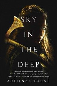 Sky in the Deep - Adrienne Young (Paperback)