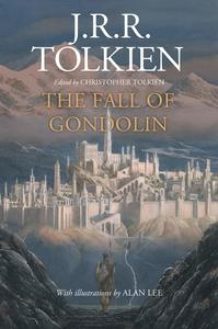 The Fall of Gondolin - J. R. R. Tolkien (Hardcover)