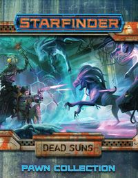 Starfinder - Dead Suns Pawn Collection (Role Playing Game) - Cover